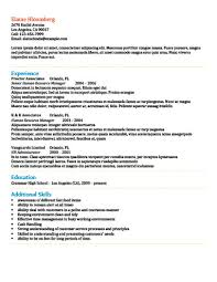 It Resume Template Awesome Modern Resume Templates [48 Examples Free Download]