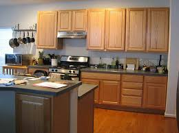 image of picture of kitchen cabinet paint color ideas