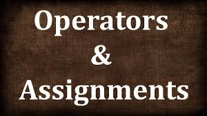 java tutorial operators and assignments in java javas com  java tutorial 5 operators and assignments in java java9s com