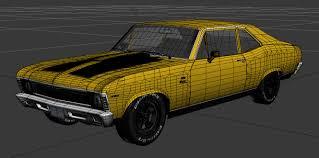 WIP Beta released - 1968 Chevy Nova - UPDATE 0.5b - WORKS ON ...