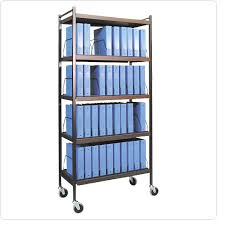 Vertical Chart Rack