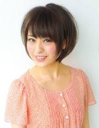 ボリューム小顔効果ショートヘアyr 261 ヘアカタログ髪型ヘア