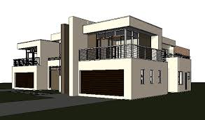 house plans online. Double Storey, House Designs South Africa Plan C643D, 4 Bedroom Contemporary Style Plans Online S