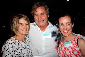 Marjorie Dixon, Paul Curran and Celeste Fishburn of Push at ...