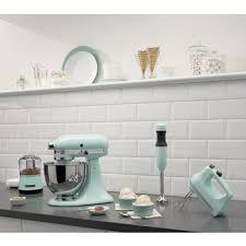 ice blue kitchenaid mixer. KitchenAid Artisan 5 Quart Stand Mixers, Ice Blue Kitchenaid Mixer H