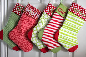 Christmas Stocking Sewing Pattern Fascinating Easy To Make Your Own Christmas Stockings Patterns For Making