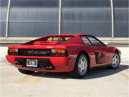 1986 Ferrari Testarossa For Sale Classiccars Com Cc 1042407