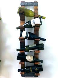 wine holder for wall wall mounted metal wine rack wooden wall e rack wine racks wall