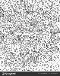 Kleurplaat Maya