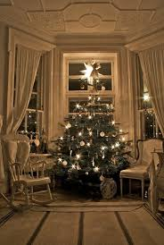 Christmas Home Tour  Vanessau0027s House  Christmas Tree Living Christmas Tree In Window