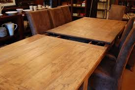 long wood dining table: make your own long wooden dining table extendable with modern models diy modern long wooden