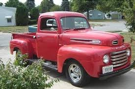 John MacDonald Pickup Truck Review from 1950 to 1954, Real classy trucks
