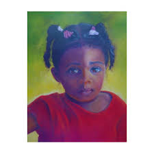Where is my Mommy Painting by Merle Blair