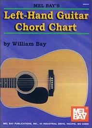 Left Hand Guitar Chord Chart William Bay 9780786605637