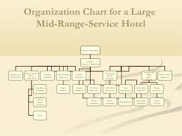 Hotel Organizational Chart Pdf Organizational Chart Of Medium Sized Hotel Www