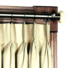 pinch pleated curtains with hooks curtain pin double pleat on a coffee tables p types of how to use dry pott