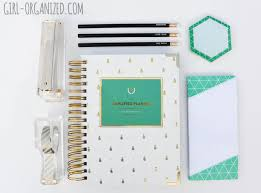 The Simplified Planner Review Girl Organized