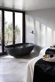 Cool Black Bathtub Ideas