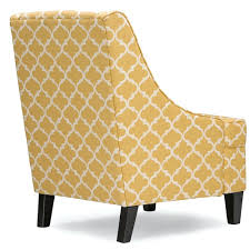 ... Full Image for Brown Fabric Armchair Studio Lotus Contemporary Fabric Armchair  Yellow Armchair Brown Leather And ...