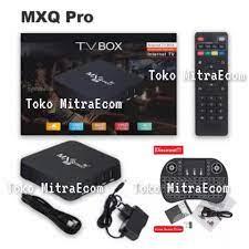Android TV BOX MXQ-Pro 4K Smart TV Box Media Player