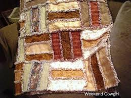 44 best Rag quilt images on Pinterest | Carpets, Beginners quilt ... & Rag quilt in strip layout Adamdwight.com