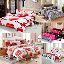 Bedding Christmas Quilts | eBay & Queen/King 4pcs 3D Printed Bedding Set Bedclothes Quilt Cover Bedroom  Christmas Adamdwight.com