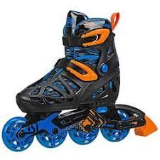 Roller Derby Boy S Tracer Adjustable Inline Skate Size Chart Roller Derby Tracer Boys Adjustable Inl