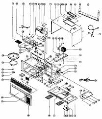 Fantastic microwave schematic diagrams collection electrical