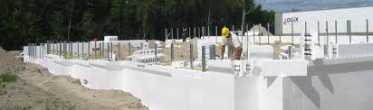 Basement Wall Design Classy LogixICF Insulated Concrete Forms ICF Blocks Concrete Wall