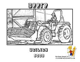 Small Picture John Deere Coloring Pages Coloring Coloring Pages