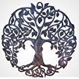 it s cactus metal art haiti celtic inspired tree of life metal wall art  on metal art tree of life wall hanging with amazon it s cactus metal art haiti mermaid wall hanging metal