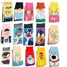 Fashion Summer Casual Women Socks Korea Style Women <b>Animal</b> ...