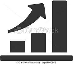 Icon Bar Chart Bw Icon Bar Chart