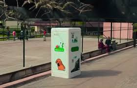 Dog Vending Machine Best This Vending Machine Feeds Stray Dogs When People Recycle