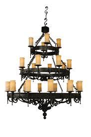 3 tier chandelier fleu5