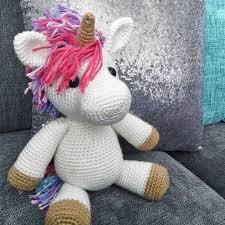 Jazzy the <b>Unicorn</b> Free Amigurumi <b>Pattern</b> | Jess Huff