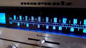 vintage sony receiver. led fuse lamp for vintage hi-fi receivers marantz, sansui, kenwood, yamaha sony receiver r