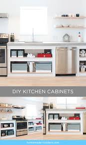 Kitchen Cabinets For Less Homemade Modern Ep86 Kitchen Cabinets