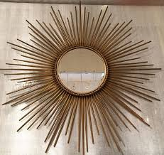 gold sunburst mirror. Star Burst Mirrors Antique Silver Starburst Gold Sunburst Mirror