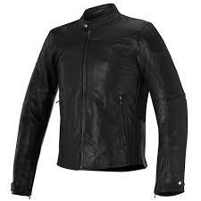 alpinestars brera airflow leather jacket