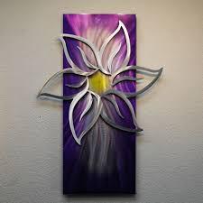 metal art wall art abstract modern