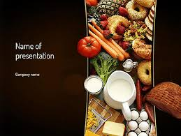 Food Presentation Template Plenty Of Food Presentation Template For Powerpoint And