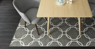do you need a rug beneath your dining table