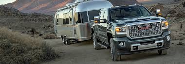 Chevy Silverado 2500 Towing Capacity Chart How Much Can The 2019 Gmc Sierra 2500hd Haul Tow