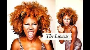 lioness lion makeup tutorial