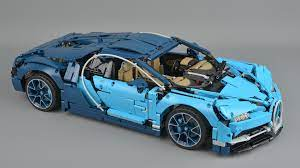 According to a 2013 study of lego prices per piece by reality prose, the average licensed set came in at about $0.12 per piece, which means that this bugatti should cost more than $430. Review 42083 Bugatti Chiron Brickset Lego Set Guide And Database