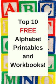 free printable alphabet. Contemporary Printable Free Printable Preschool Alphabet Worksheets On A