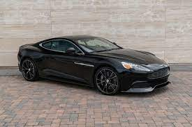Used 2016 Aston Martin Vanquish Coupe Rwd For Sale Right Now Cargurus