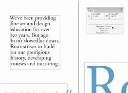 Surprising Ways To Do A Word Count In Indesign Indesign Secrets