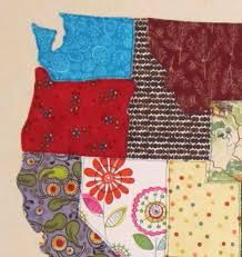 Best 25+ Map quilt ideas on Pinterest | Map projects, How to make ... & USA PATCHWORK MAP Quilt Pattern from Quilts by carolinasquirrell, $10.00 Adamdwight.com